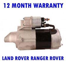 LAND ROVER RANGER ROVER MK3 MK III 3.0 2002 2003 2004 - 2012 STARTER MOTOR