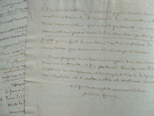 Les propositions du cardinal de Bausset pour réformer l'enseignement.