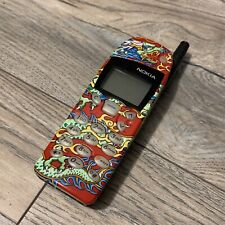 Vintage Nokia 5180 ip With Dragon Faceplate Phone Only No Accessories Vtg Y2K