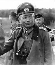 WW2 - Le Général allemand Heinz Guderian