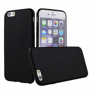 Ultra Slim Thin Soft Silicone Gel Case Cover For Apple iPhone 6 6S Plus