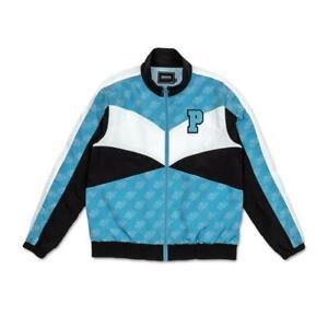 Pink Dolphin Men's Mr Positive Windbreaker Jacket Small S NWT $79