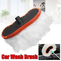 Auto Waschbürste Ineinanderschiebend Griff Lkw Fahrzeug Reinigungswerkzeug Sof