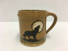 Dakota Stoneware 8 OZ. Coffee Mug  Southwest Pottery Bushnell, SD VINTAGE GUC