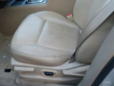 2007 FORD EDGE TAN LEATHER FRONT(LEFT AND RIGHT) & BACK SEAT, CENTER CONSOLE