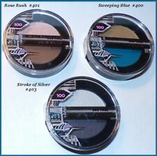 LOT of 3 MAYBELLINE COLOR MOLTEN EYE SHADOW DUO #403 #400 #401  FREE GIFT