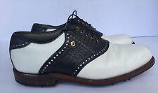 FootJoy Premiere Classics Dry Men's Leather Golf Shoes Size US 9 C #50438