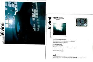 LAURA PAUSINI VIVIMI CD Singolo Promo
