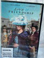Love & Friendship DVD Whit Stillman, Kate Beckinsale, chloe sevigny