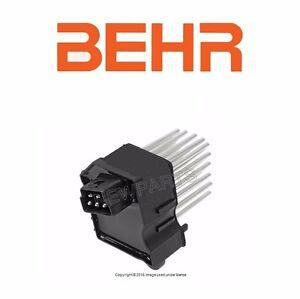 For BMW 528i 540i M5 525i 530i 1997-2006 Behr Final Stage Unit Blower Regulator