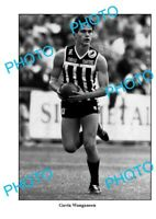 8x6 PHOTO FEATURING PORT ADELAIDE FC SANFL PREMIERSHIP PLAYER GAVIN WANGANEEN
