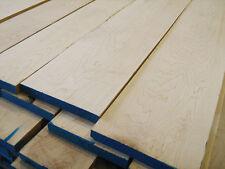 4/4 Hard White Northern Maple (Hard Rock) 20 Board Feet