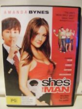 DVD SHE'S THE MAN - R 4