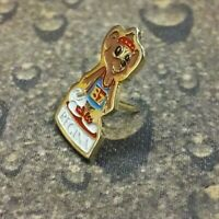 Regina Saskatchewan Canada 87 mascot pin badge