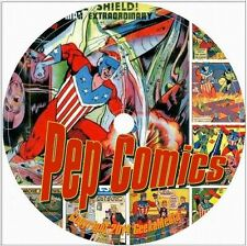 Pep Comics 1940 - 1948 65 Issues in PDF on CD DVD Comic Books Archie The Shield