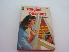 TANGLED PASSIONS  1963  BOB MAXWELL  BONFILS LARGE EXPOSED NIPPLE COVER