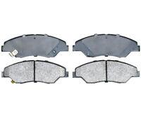Disc Brake Pad Set-C-TEK Metallic Brake Pads Front fits 95-97 Kia Sportage