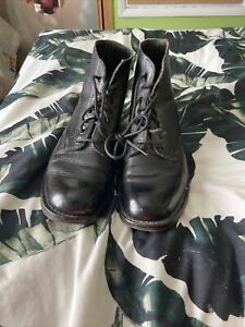 parade boots Size 7.5