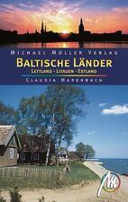 baltische Länder. Lettland Litauen Estland Marenbach Claudia