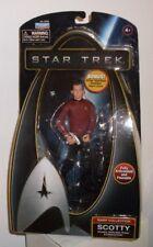 """Star Trek 6 1/2"""" Scotty Figure Warp Collection Playmates Movie New"""