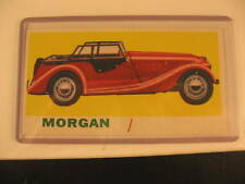 1961 Topps Sports Cars Original Proof Card Morgan