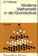 Dienes, Moderne Mathematik i Grundschule, Rechnen, Mathe, Logische Blöcke, 1968