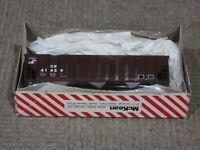 McKean HO Scale Conrail 3-Bay 100 Ton Hopper Car Kit