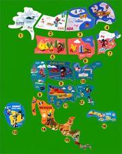 ameri'magnet brossard savane carte Amérique du Nord, aimant au choix