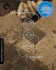 STALKER (СТАЛКЕР) BLU-RAY - THE CRITERION COLLECTION - TARKOVSKY