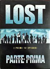 Lost. Prima serie. Parte 1 (2004) DVD