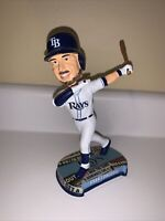 Evan Longoria 2017 Tampa Bay Rays Forever Collectibles Bobblehead