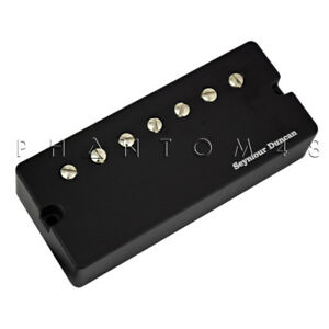 Seymour Duncan Sentient 7 String Active Pickup NECK Humbucker Black New