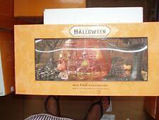 Dept 56 Halloween Village Haunted Rails Engine & Coal Car Nib