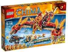 LEGO® Legends of Chima 70146 Flying Phoenix Fire Temple NEU OVP_NEW MISB NRFB