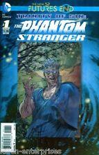 Trinity of Sin: The Phantom Stranger Futures End #1 3D Cover Comic Book 2014