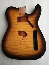 TL solid ash guitar body