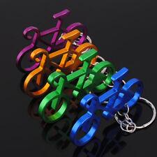 3D Bike Bicycle Cycling Key Chain Ring Keyring Keychain Keyfob Decoration OU