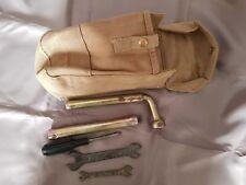 Lancia Fulvia Flavia Beta Coupé adaptable tool bag spark plug wrench screwdriver