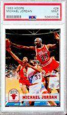 1993/94 Hoops Michael Jordan #28 PSA 9