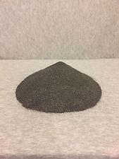 Dark Iron Sand, Black Magnetic Sand, Magnetite Sand, Refined Black Sand, 25 lbs