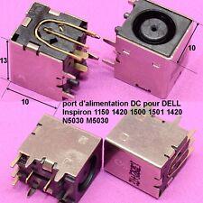 port alimentation DC pour Dell Inspiron 1150 1420 1500 1501 N5030 M5030 .C63.4