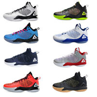 New PEAK Men's Lou Williams Street Master Basketball Shoes Cushioning Breathable
