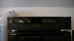 Technics SH-8058 Stereo Equalizer