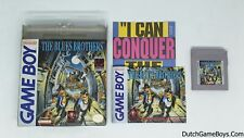 The Blues Brothers - Nintendo Gameboy Classic - GB