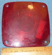 KD - 764 LS - 390 SAE - IPST - 75 DOT Red Tail Light Lens for Tuck or Trailer