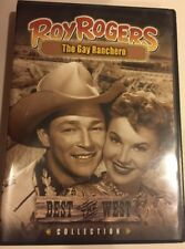 Gay Ranchero - DVD - Black White Ntsc - Roy Rogers. Best Of The West Collection