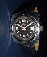 Alte Herren ⌚ RE WATCH Taucheruhr 70er Vintage Diver Watch Handaufzug Uhr 6 ATM