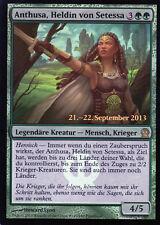 Anthousa, Setessan Hero / Anthusa, Heldin von Setessa FOIL - PE - Magic - NM DE