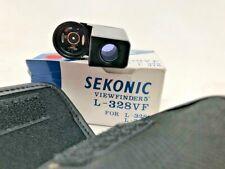 SEKONIC L328VF spot attachment viewfinder for L328 light Meter