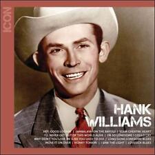 Icon by Hank Williams (CD, May-2011, Mercury Nashville)